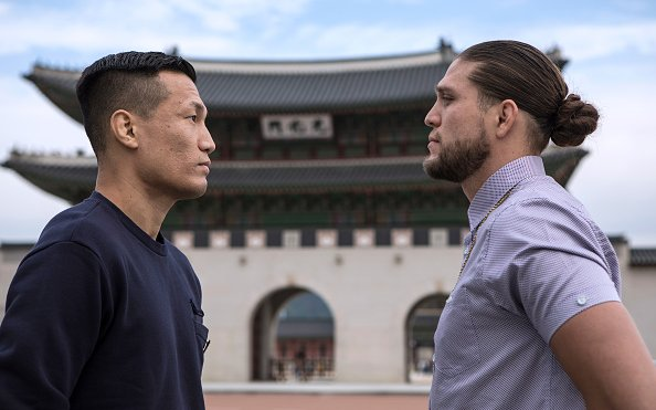 Image for UFC Fight Island 6 Main Event Preview