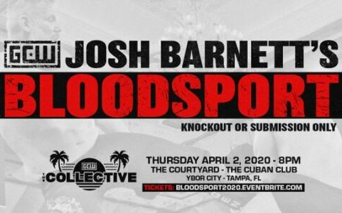 Image for Josh Barnett's Bloodsport 3 Preview and Predictions