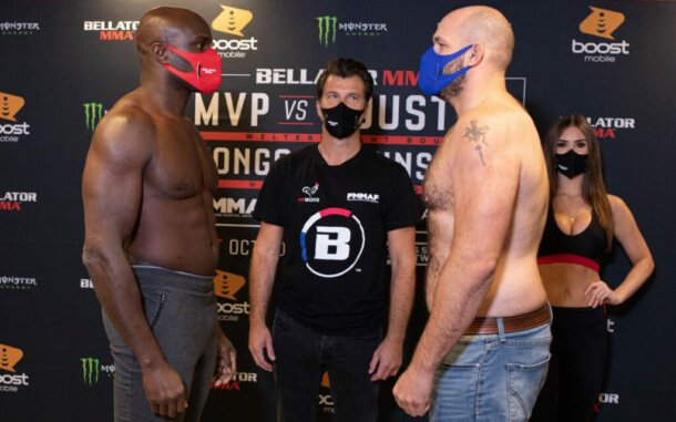 Image for Bellator Euro Series 10 Results