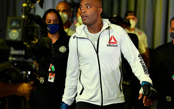 Image for XFC in Talks With Middleweight Legend Anderson Silva