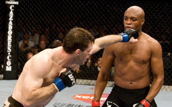 Image for Anderson Silva – Greatest ever Performance