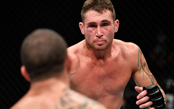 Image for Darren Till out of match against Marvin Vettori, Kevin Holland verbally agrees to step in