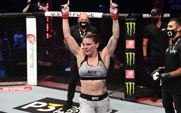 Image for What is the UFC's Plan for Lauren Murphy?