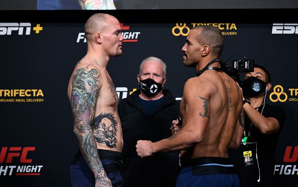 Image for UFC on ESPN 18 Results