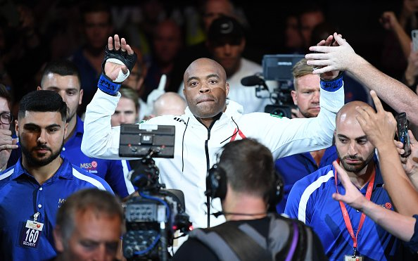 Image for XFC Offers Anderson Silva Ownership in the Company