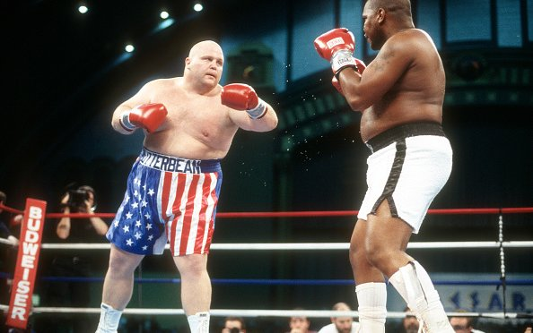 Image for Turkey Time! The Best BIGGEST Fighters to Ever Do It
