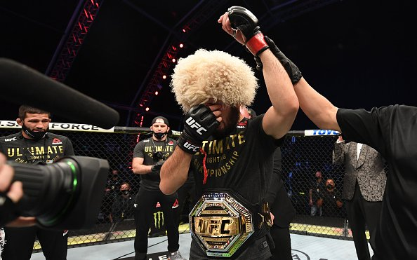 Image for The Height Of Khabib's Career: What is Next in 2021?