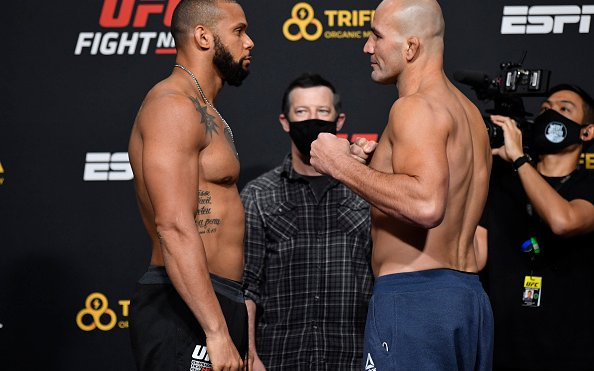 Image for UFC Fight Night 182 Results