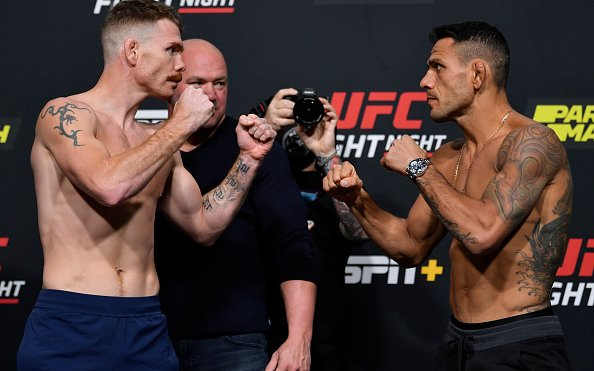 Image for UFC Fight Night 183 Results