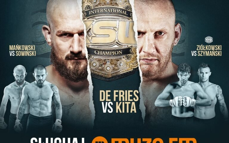 Image for KSW 57 Results