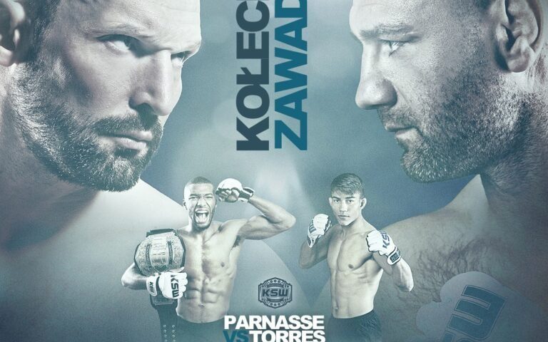 Image for KSW 58 Announced for January 2021
