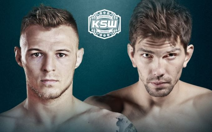 Image for Vacant Lightweight Title Fight Announced for KSW 57