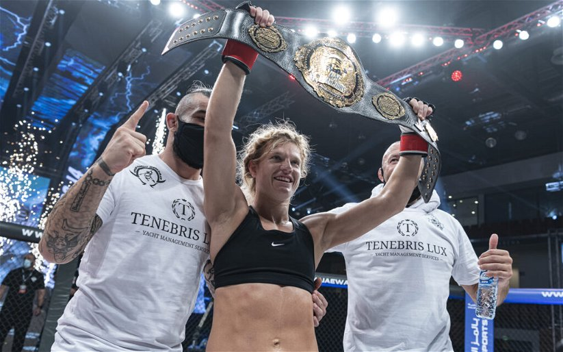 """Image for Manon Fiorot Signs with UFC: """"I Will Shock the World"""""""