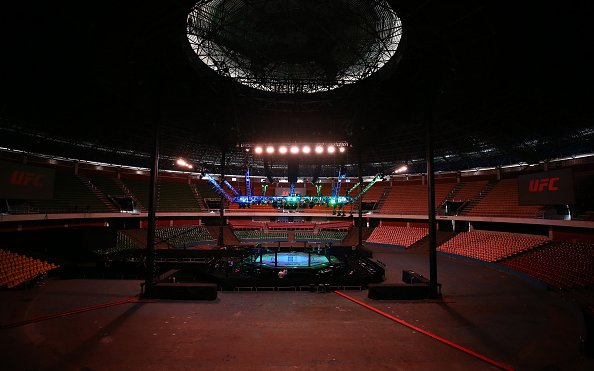 Image for UFC Brasilia: The Surreal Experience of the No Crowd Event and All the Controversy That Came With It