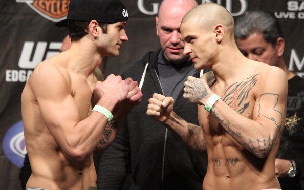 Image for What happened to Josh Grispi? Poirier's First UFC Opponent