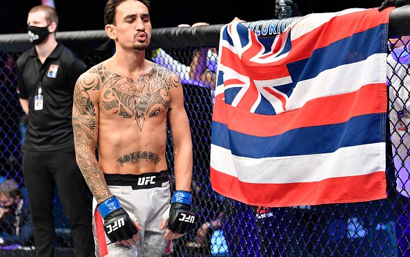 Image for Max Holloway vs. Yair Rodriguez Headlines July 17 UFC Event