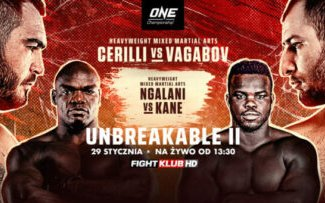 Image for 3 to Watch at ONE: Unbreakable II