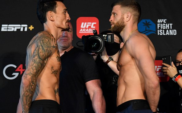 Image for UFC on ABC 1 Results