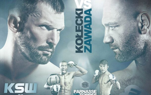Image for KSW 58 Results