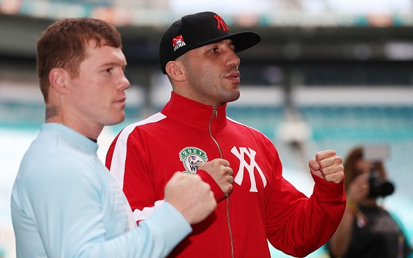 Image for What If Canelo Alvarez Fought Bare Knuckle?