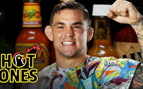 Image for 12 Amazing Things we Learned about Dustin Poirier from Hot Ones