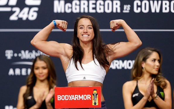 Image for UFC 258: Alexa Grasso vs. Maycee Barber Preview