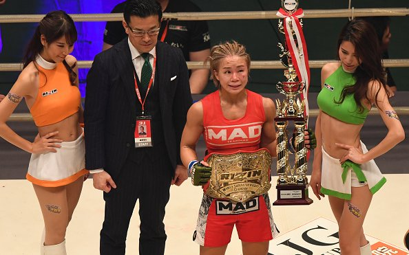 Image for ONE Championship Announces Women's Atomweight World Grand Prix