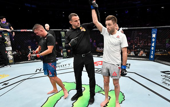 Image for Ryan Hall Injury Cancels UFC Fight Night 186 Dan Ige Fight