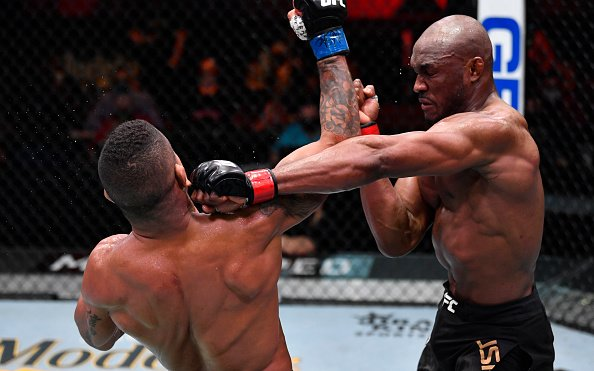 Image for UFC 258 – The Good, the Bad and the Ugly