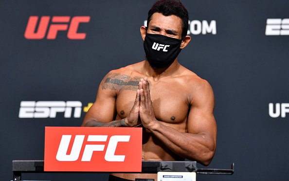 Image for UFC Vegas 19: Four Fighters Miss Weight, One Fight Canceled
