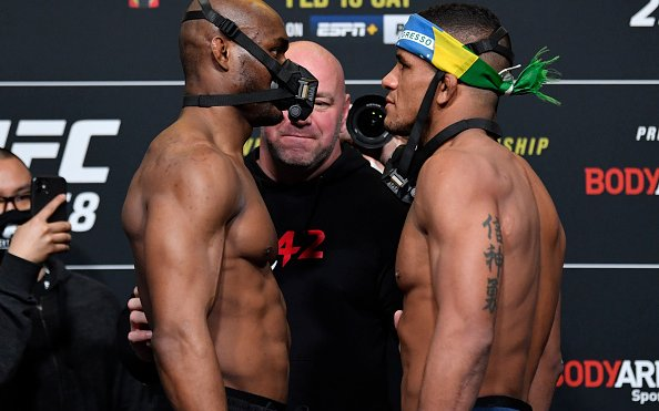 Image for UFC 258 Results