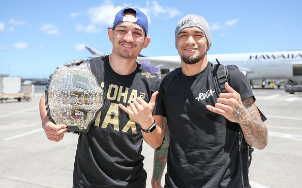 Image for Constructing the Inaugural UFC Hawaii Card