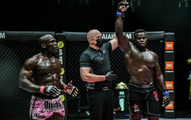 Image for Oumar Kane Looks to Become a Heavyweight Contender at ONE on TNT