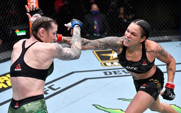 Image for What's Next for Amanda Nunes After Easy UFC 259 Win?