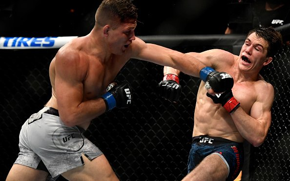 Image for Drew Dober and Islam Makhachev Preview – UFC 259