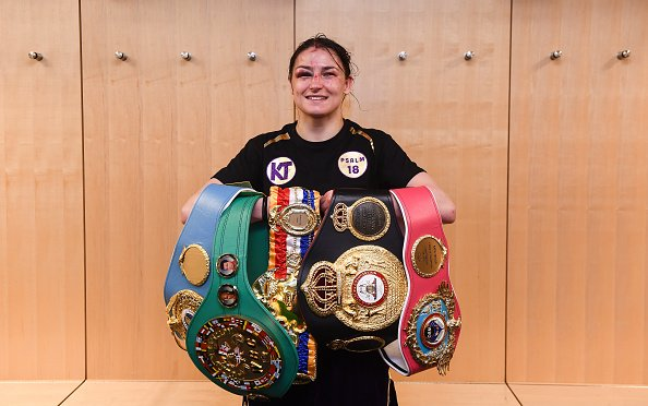 Image for Women in Combat Sports – International Women's Day 2021 Special