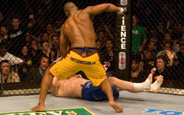 Image for MMA Knockouts – Five Absolutely Incredible KOs