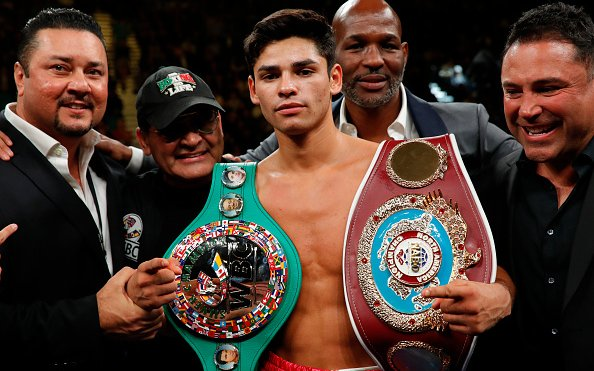 Image for What If Ryan Garcia Transitioned to MMA?
