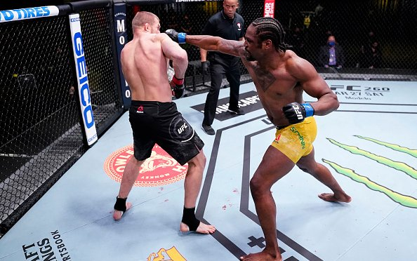 Image for Ryan Spann Finishes Misha Cirkunov Early in Round 1