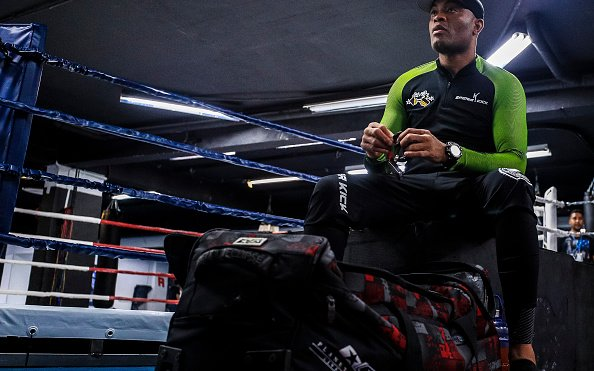 Image for MMA Legend Anderson Silva Rumored to Box Julio Cesar Chavez Jr.