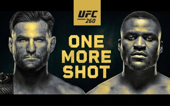 Image for How to Watch UFC 260