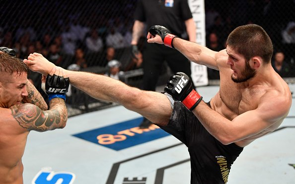 Image for What If Khabib Nurmagomedov Competed in GLORY Kickboxing?