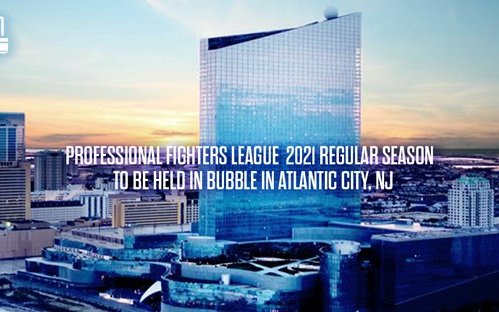 Image for PFL 2021 Regular Season to be Held in 'State-of-the-Art Bubble'