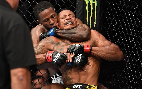 Image for UFC 261 Prelim Review – Crazy Fights and Finishes
