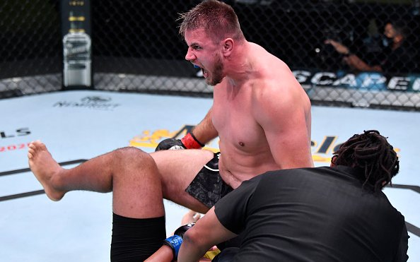 Image for UFC Prospect Watch: April 2021 Edition