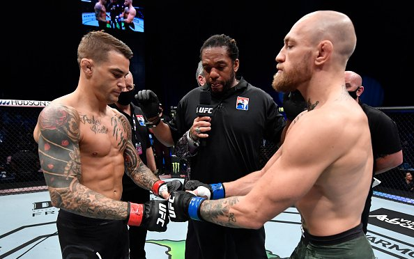 Image for Dustin Poirier Says Foundation Never Received $500K Donation From Conor McGregor