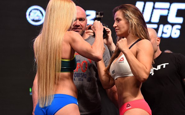 Image for Holly Holm Open to Miesha Tate Rematch
