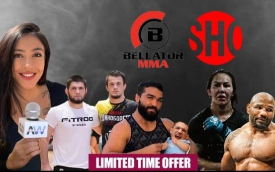 Image for 2021 Will Be Bellator MMA's Biggest Year