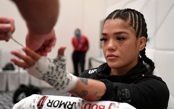 Image for Tracy Cortez on the Brink of the Top 15 ahead of UFC Vegas 24