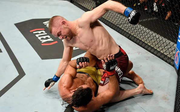 Image for Tristan Connelly Returns at UFC 261, takes on Pat Sabatini at Featherweight